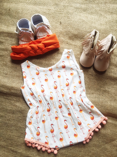 Flamingo Outfit $21 +