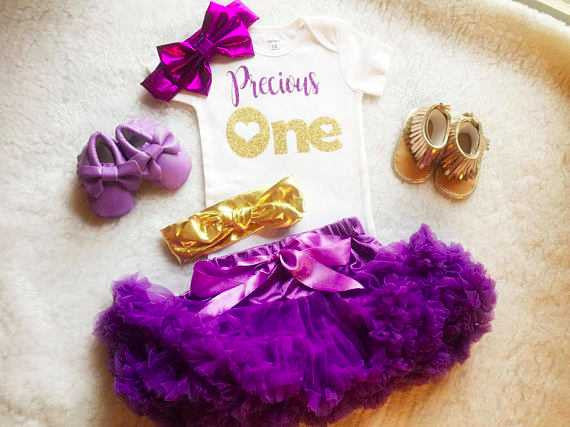 One Birthday Baby Set $40 +