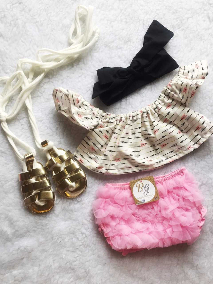 3 PC SET Shoulder Shirt $28 + FREE SHIPPING