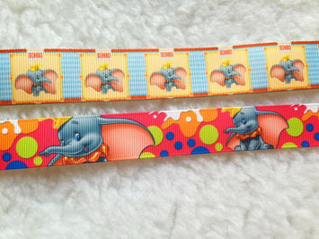 $4  Dumbo 7/8 Grosgrain Ribbon