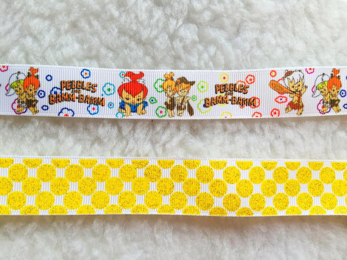 $4 Pebbles 7/8 Grosgrain Ribbon