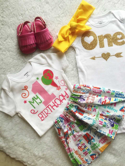 One 3 PC set Outfit $34