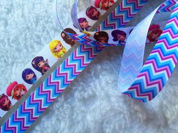 $4  Grosgrain Ribbon 7/8