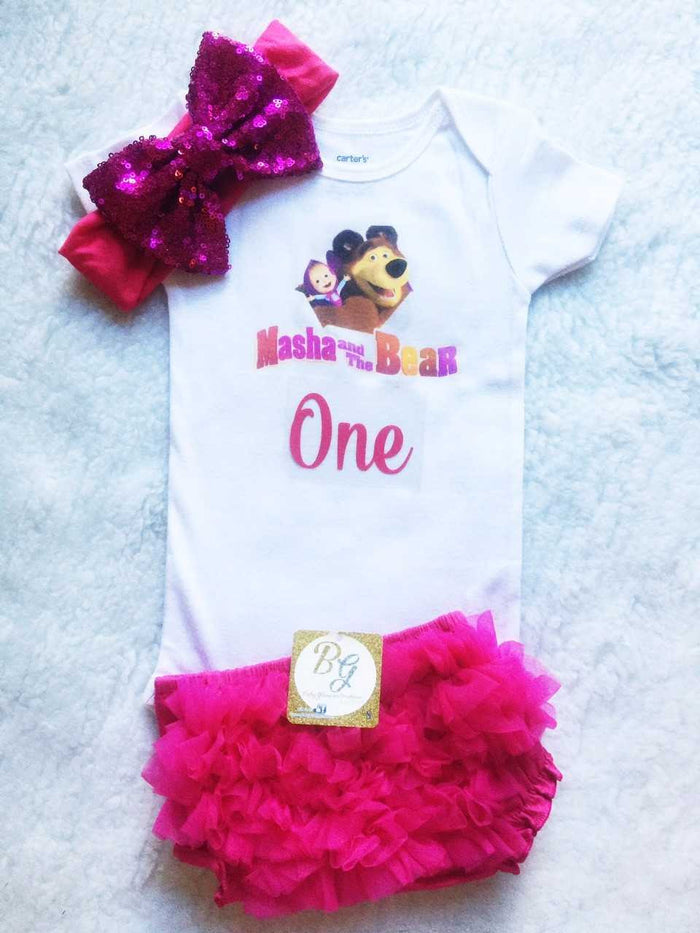 One Birthday Baby Set $20 +