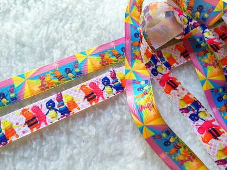 $4 Backyardigans 7/8 Grosgrain Ribbon