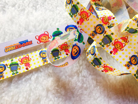 $4 Umizoom 7/8 Grosgrain Ribbon