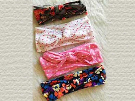 4 Headband bundle $18
