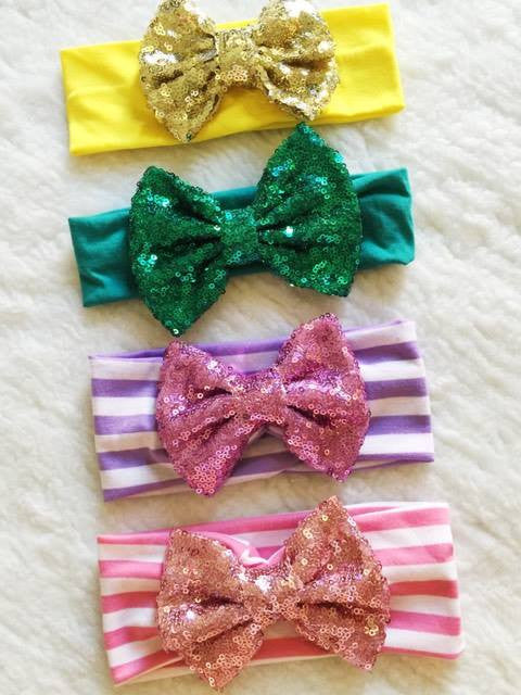 4 Headband bundle $20