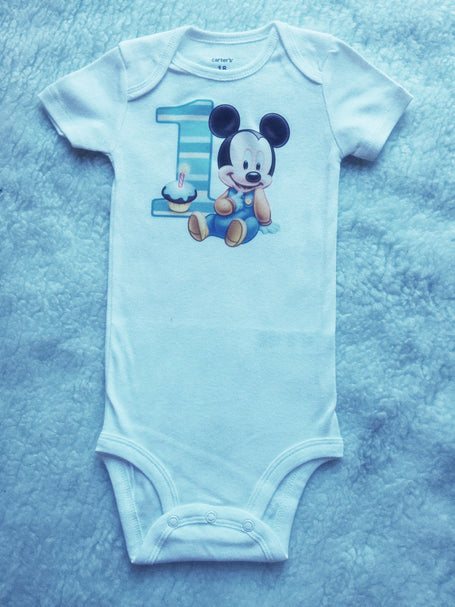 ONE Baby Boy Set $16 +