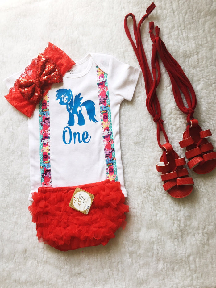 One Birthday Baby Set $25 +