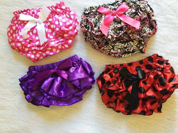 4 Diaper Cover Bundle $30