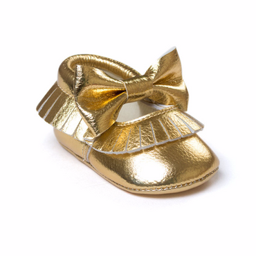 GOLD Shoes $13