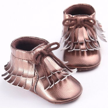 Bronze Boots / Shoes $14