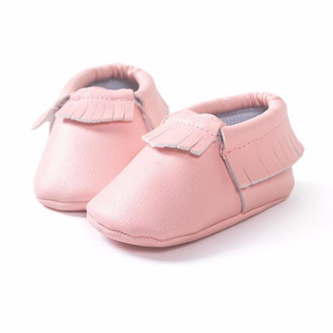 Peach Shoes $13