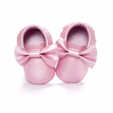 Pink Shiny Shoes $13