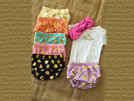 4 Diaper Cover Bundle $16.50