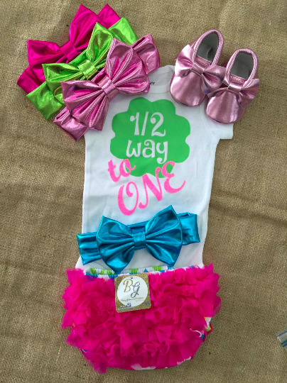 Half Birthday Outfit $29