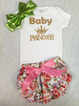 Baby Princess Baby Set $29