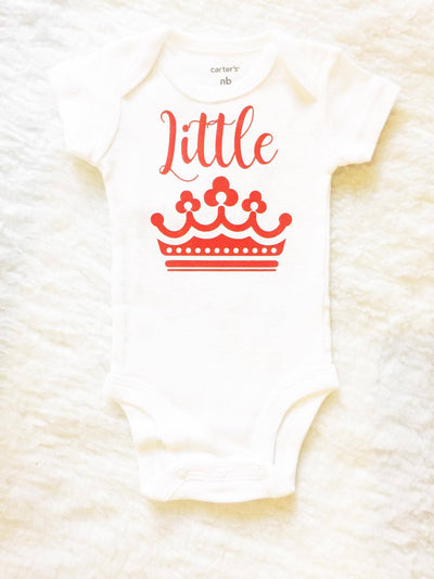 Little Princess Onesie $13