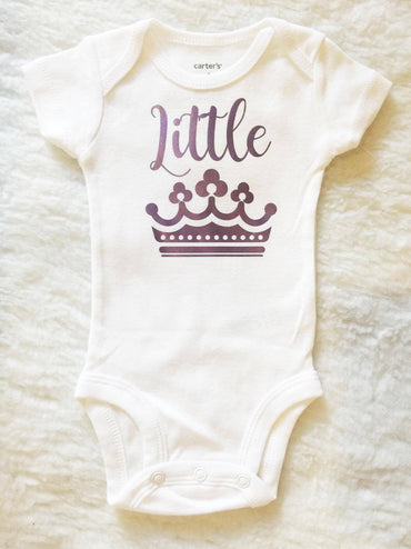 Princess Onesie $13