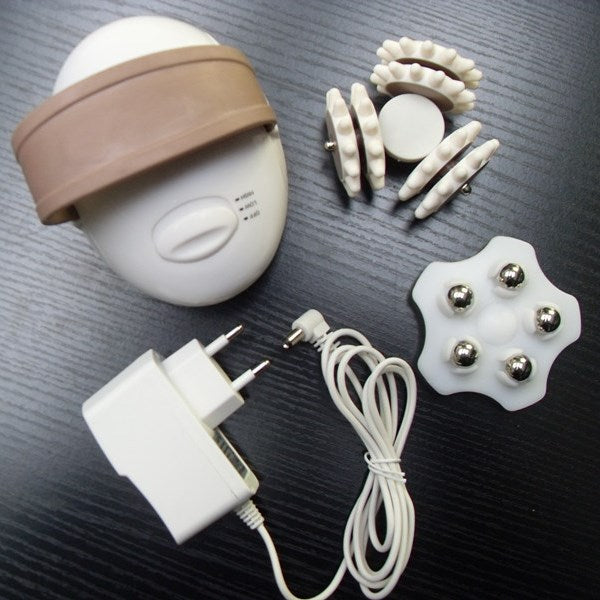 3D Electric Fat-Burning Massage Roller