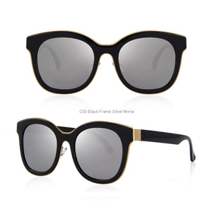 Chic Polarized Mirror Sunglasses