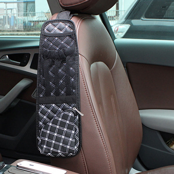 PU Car Seat Side Pocket