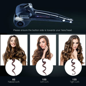 Professional Auto Steam Curler