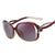 Vogue Bowknot Hollow Out Polarized Sunglasses
