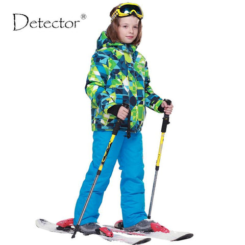 Jackets - Children Snow Sports Jacket | Water-proof | Wind-proof