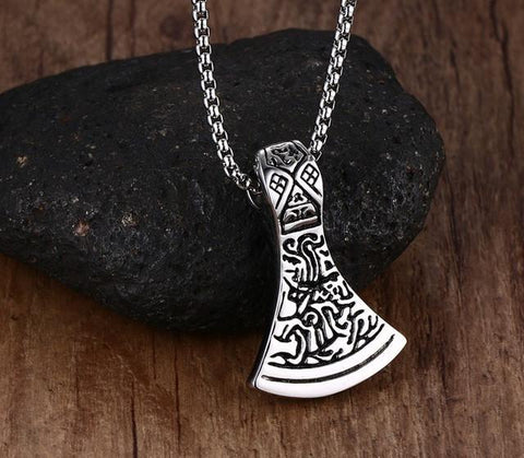 Necklaces - Vintage Viking Necklace