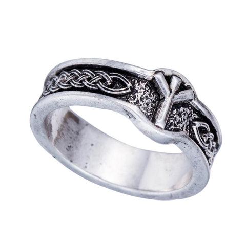 Rings - Antique Retro Viking Ring