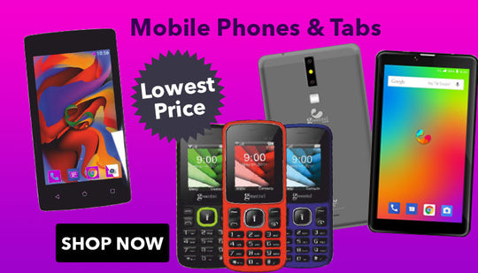 Greentel Mobile Phones / Tabs