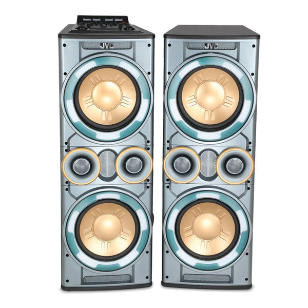 JVC 2.0 Bluetooth Tower Speaker - MXPH3000