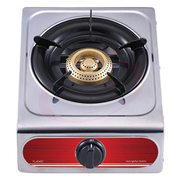 Browns Deals -Flamingo Single Burner Gas Cooker - FL 424GC