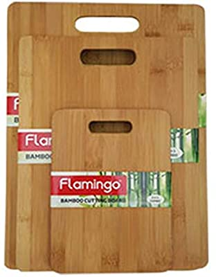 Flamingo Wooden Cutting Board - FL 2708WCTB