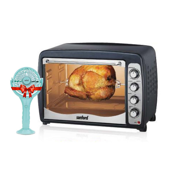 Sanford Electric Oven - SF 5610EO + Free Hand Fan