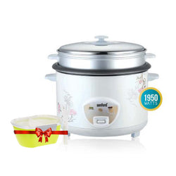 Sanford 5.6L Rice Cooker SF 1133 RC+ Free Lunch Box