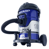 Sharp Barrel Type Vacuum Cleaner - EC CA1820Z