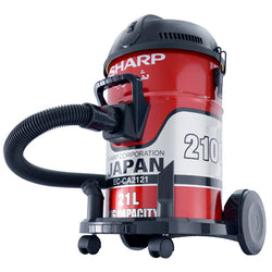 SHARP BARREL TYPE VACUUM CLEANER - EC CA2121