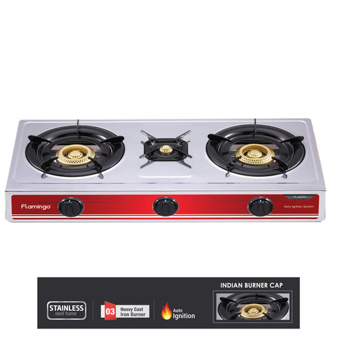 Flamingo Gas Cooker - FL 423GC
