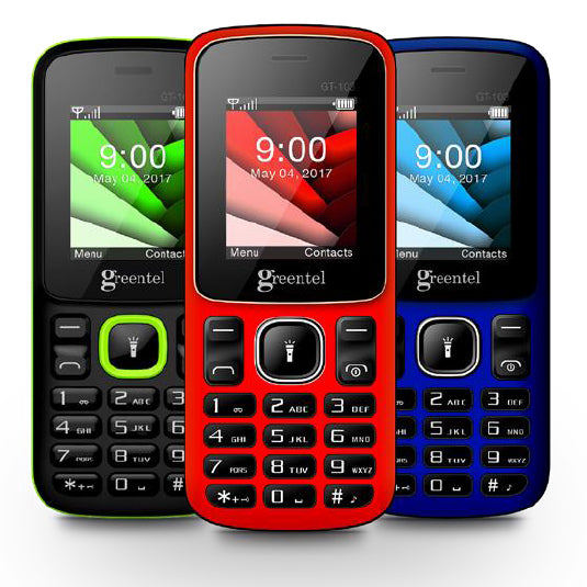 Greentel Featured Phone - GT 103