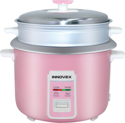 Innovex Rice Cooker 1.8 Ltr – IRC186