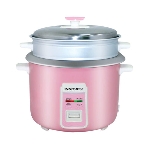 Innovex Rice Cooker 2.8 Ltr - IRC-286