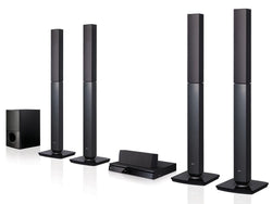 LG DVD HOME THEATER - LHD657