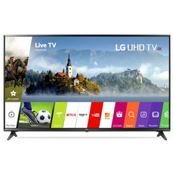 "Lg 65"" LED 4K Smart Television - 65UK6100PLB"