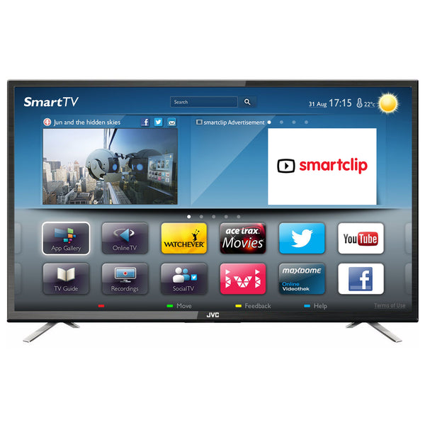 JVC 43'' LED Digital Smart  Television - LT 43N585