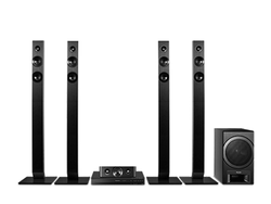 Panasonic 5.1 DVD Home Theater System SC-XH385GS-K