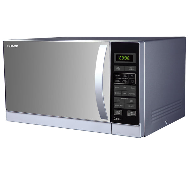 Sharp 25 Liters Microwave Oven - R 72A1(SM)