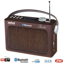 Sanford Portable Radio - SF3304PR